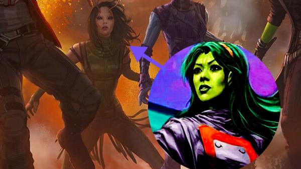 Concept Art Mantis Guardians Of The Galaxy