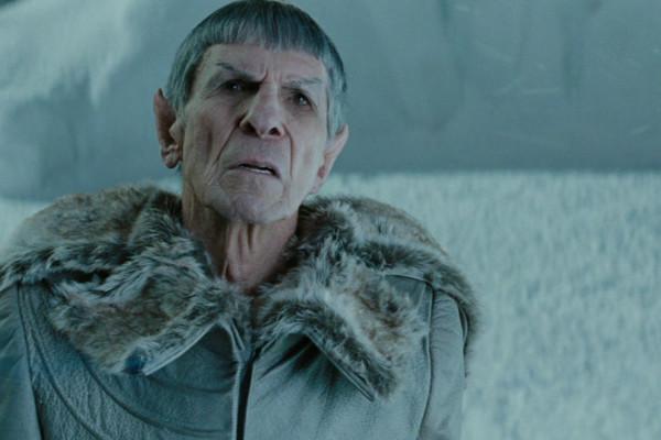 Old Spock Star Trek