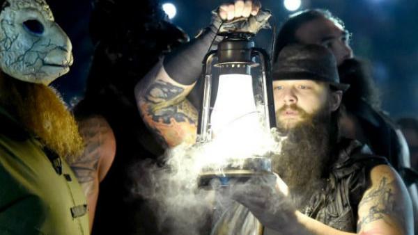 Bray Wyatt Lights Out
