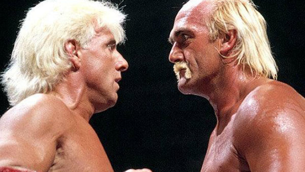Hulk Hogan Ric Flair 1992