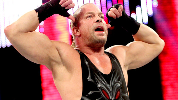 Why Rob Van Dam Can't Wrestle For WWE Anymore