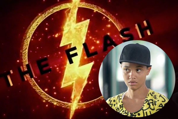 Dope Star Kiersey Clemons May Play Iris West in The Flash Movie
