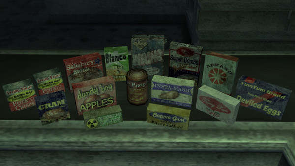 Fallout Food