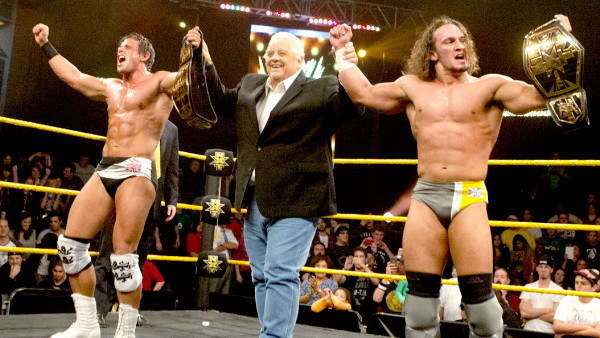 All WWE NXT Tag Team Champions Ranked From Worst To Best