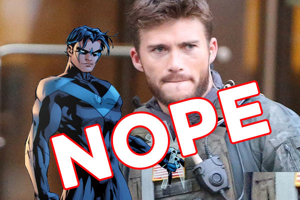 NIGHTWING Scott Eastwood