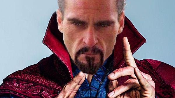 Joaquin Phoenix Dr Strange