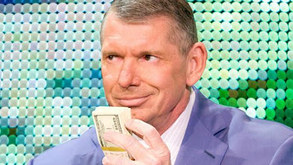 Vince McMahon Money