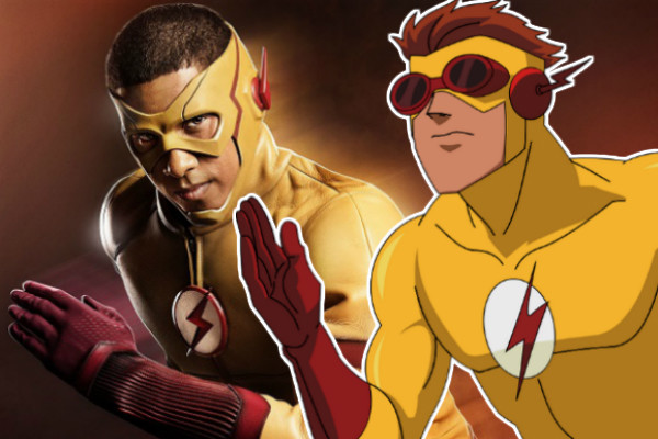 Will Barry Allen and Kid Flash Face The Evil Black Flash?