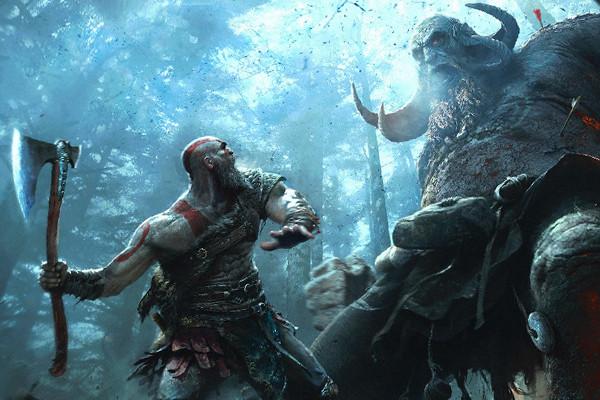 Resultado de imagen para god of war 4
