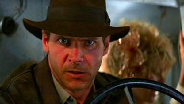 Indiana Jones Mileage