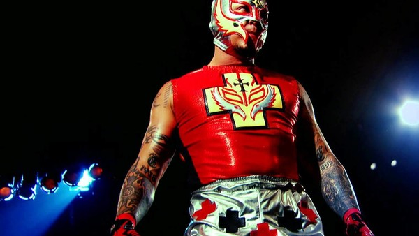 Rey Mysterio Signs New Contract With El Rey Network