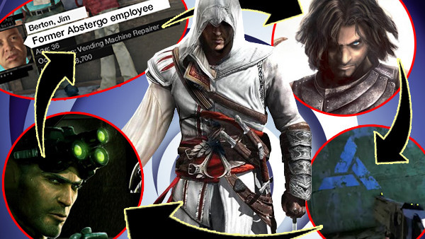 Ubisoft fan theory assassin's creed