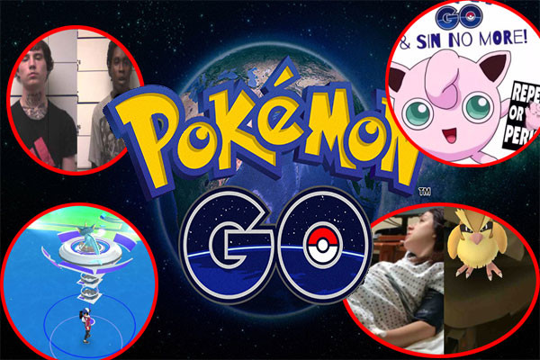Pokemon Go Knockoff 'City Spirit Go' Tops Charts in China