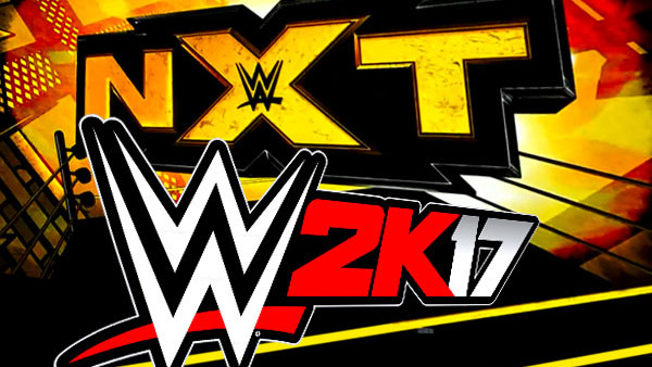 WWE NXT WWE 2K17