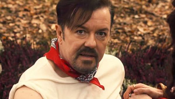 David Brent Ricky Gervais