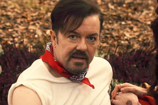 David Brent Ricky Gervais