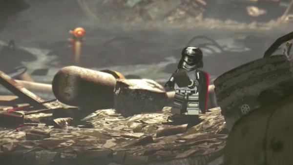 star wars the force awakens captain phasma