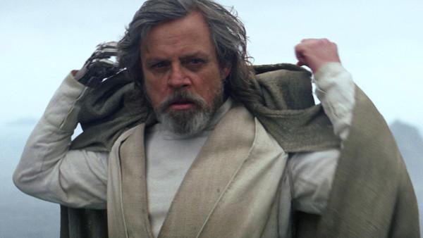 Star Wars The Force Awakens Luke Skywalker