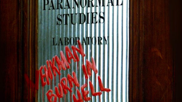 Paranormal Studies Ghostbusters