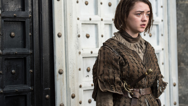 Game Of Thrones Arya House of Black and White