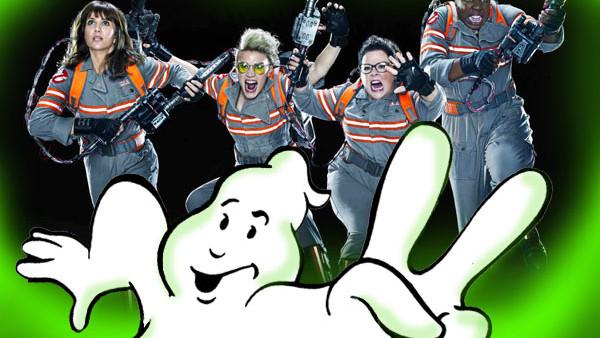 Ghostbusters Reboot 2