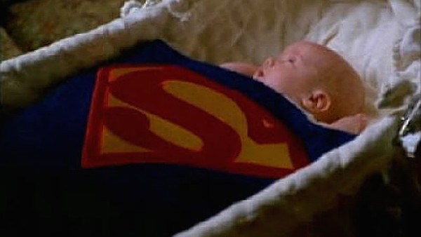 Lois And Clark Baby