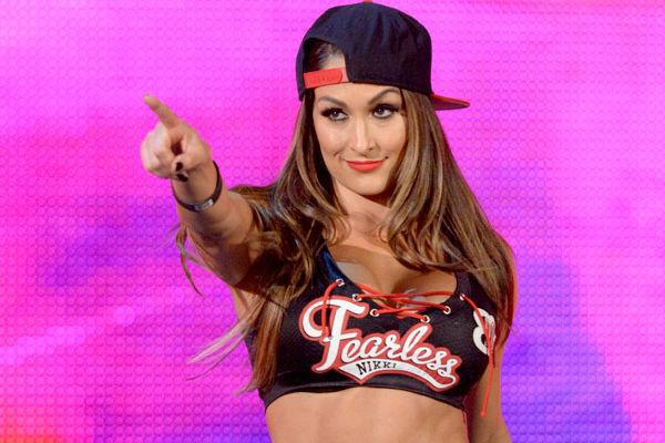 Nikki Bella Raw