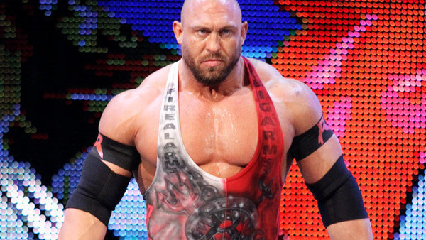 Ryback Officially Done With WWE