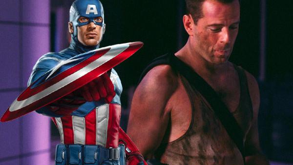 Die Hard Captain America