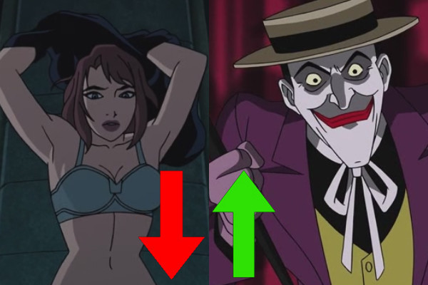Batman The Killing Joke Barbara Gordon The Joker