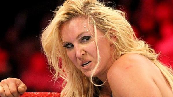Charlotte WWE Raw