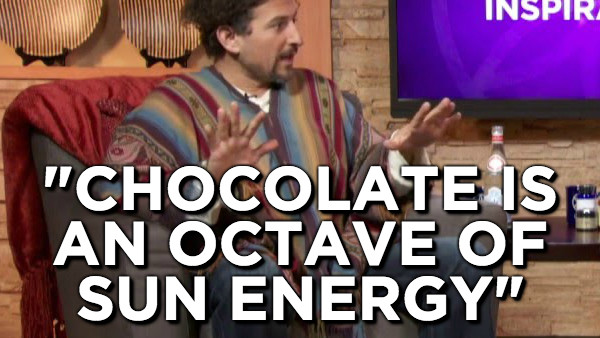 David Wolfe Sun Chocolate
