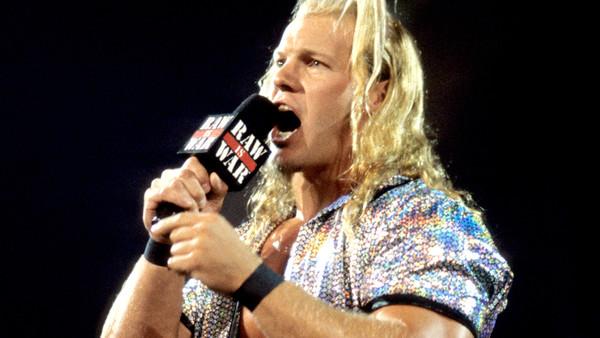 Chris Jericho Debut