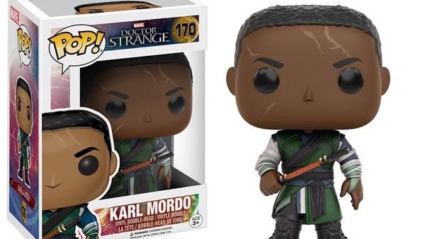 Karl Mordo Funko Pop