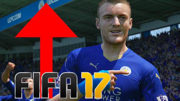 Jamie Vardy Fifa 17