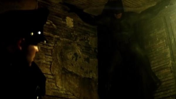 Batman Begins Nightmare Batman
