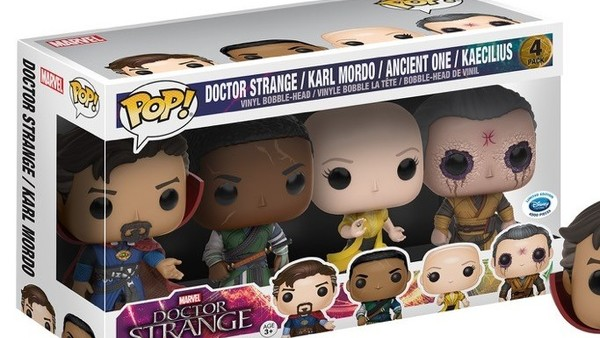 Funko Pop Four Pack