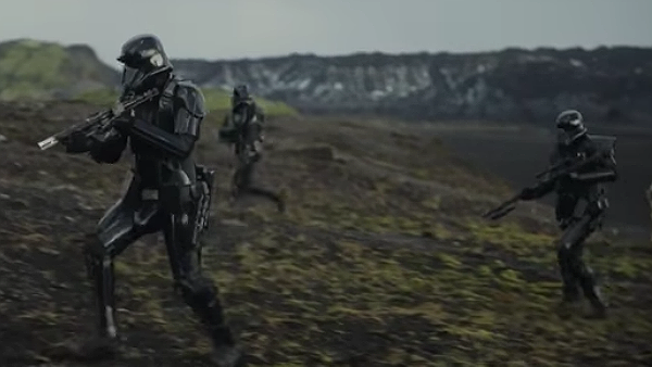 Star Wars Rogue One Deathtroopers