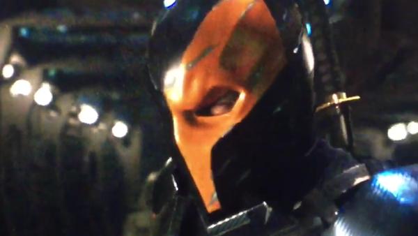 Justice league Deathstroke