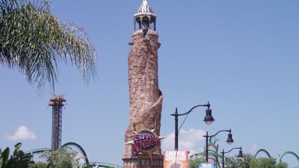 Universal Islands of Adventure Lighthouse