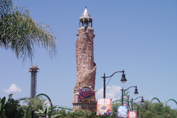 Universal Islands of Adventure Lighthouse