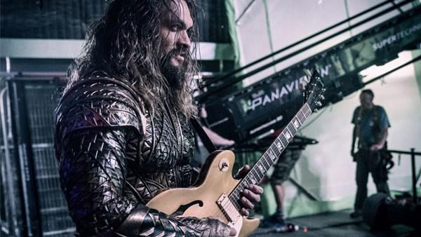 Aquaman Guitar
