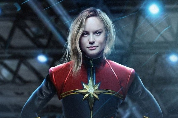 Bree Larson Captain Marvel