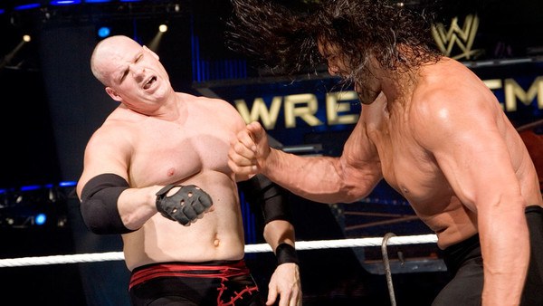 Kane Great Khali WrestleMania 23