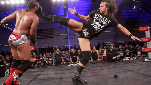 Jay Lethal Adam Cole