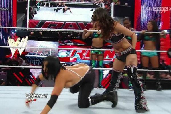 Wardrobe malfunctions in wrestling unedited