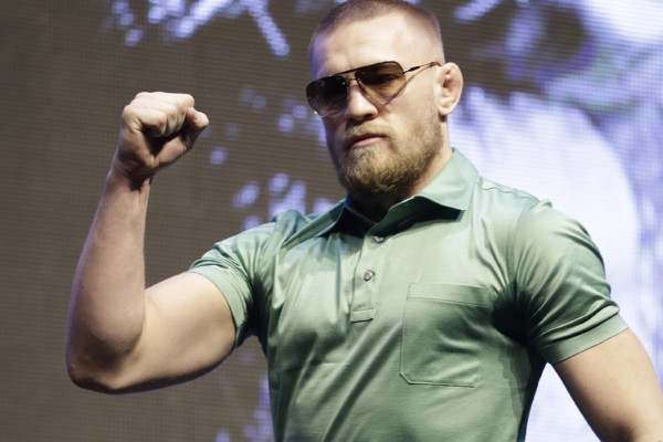 conor mcgregor UFC 202