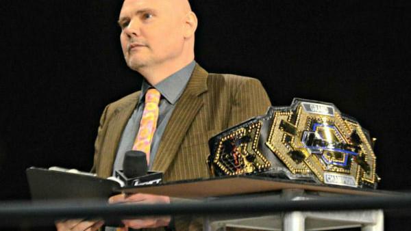 Billy Corgan Tna Grand Championship