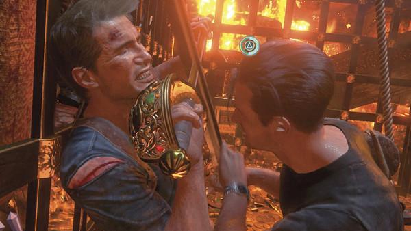 uncharted 4 rafe boss battle final