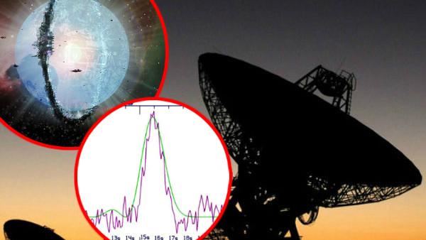 SETI Aliens Signal